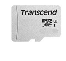 Image de Transcend microSDXC 16GB, C10, UHS-I mémoire flash (TS16GUSD300S)