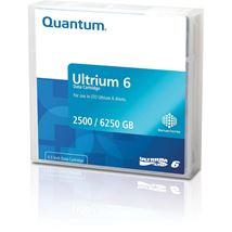 Image de Quantum Ultrium 6 WORM, LTO, 2.5/6.25TB, 12.65mm, 846m c ... (MR-L6WQN-04)