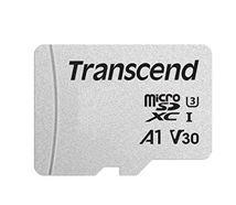 Image de Transcend microSDHC 300S 32GB mémoire flash 32 Go Cla ... (TS32GUSD300S-A)