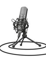 Image de Trust GXT 242 Table microphone Noir (22614)