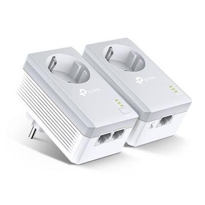 Image sur TP-LINK  Adaptateur réseau CPL 600 Mbit/s Ethernet/LA ... (TL-PA4022P KIT)