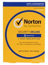 Image de Symantec Norton Security Deluxe 3.0 (21355390)