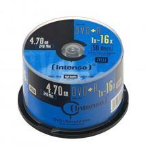 Image de Intenso DVD+R 4.7GB, 16x DVD vierge (4111155)