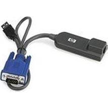 Image de HPE Router RJ45 Cables HP X260 SIC-8AS 0.28m Cable Adaptateur ... (JD642A)