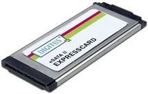 Image de Digitus eSATA II 300 ExpressCard (DS-31101-1)