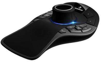 Image sur 3Dconnexion SpaceMouse Pro USB Noir, Gris (3DX-700040)