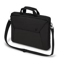 "Image de Dicota Slim Case 39.6 cm (15.6"") Briefcase Black (D31209)"