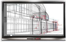 Image de Smart Board 6065 Pro moniteur à écran tactile 163,8 cm ... (SPNL-6365P-I5)