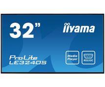 "Image de iiyama ProLite 81,3 cm (32"") LED Full HD Digital signage ... (LE3240S-B1)"
