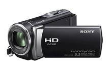Image de Sony HDR-CX450 Caméscope portatif 2,29 MP CMOS Full HD Noir (HDRCX450B)