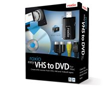 Image de Corel Easy VHS to DVD for Mac carte d'acquisition vidéo USB ... (243100EU)