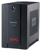 Image de APC Back-UPS alimentation d'énergie non interruptible 500 VA ... (BX500CI)