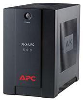 Image de APC Back-UPS alimentation d'énergie non interruptible Interac ... (BX500CI)