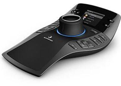 Image sur 3Dconnexion SpaceMouse Enterprise souris USB Noir (3DX-700056)
