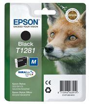 Image de Epson T1281 ink cartridge (C13T12814011)