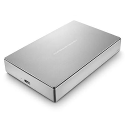Image sur LaCie 4000Go Argent disque dur externe (STFD4000400)