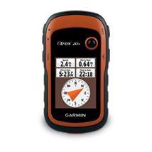 """Image de Garmin eTrex 20x navigateur 5,59 cm (2.2"""") TFT À la mai ... (010-01508-05)"""