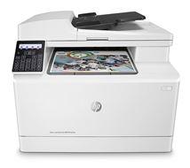 Image de HP Color LaserJet Pro M181fw Laser 16 ppm 600 x 600 DPI A4 Wif ... (T6B71A)