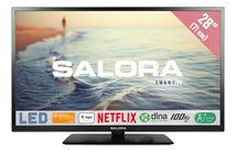 """Image de Salora 5000 series 28"""" HD Smart TV Noir écran LED (28HSB5002)"""