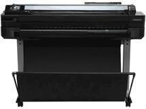 Image de HP Designjet Imprimante ePrinter T520 914 mm (CQ893C)