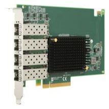 Image de Broadcom PCIe 3.0 x8 Ports x 4, SFP+ Carte de réseaux (OCE14102B-UX)