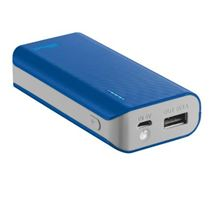 Image de Trust Primo 4400 banque d'alimentation électrique Bleu 4400 mA ... (21225)