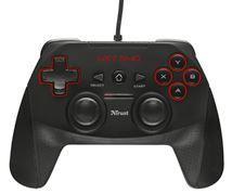 Image de Trust GXT 540 Manette de jeu PC,Playstation 3 Noir (20712)
