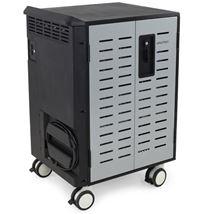 Image de Ergotron ZIP40 Portable device management cart Noir, Gri ... (DM40-1009-2)