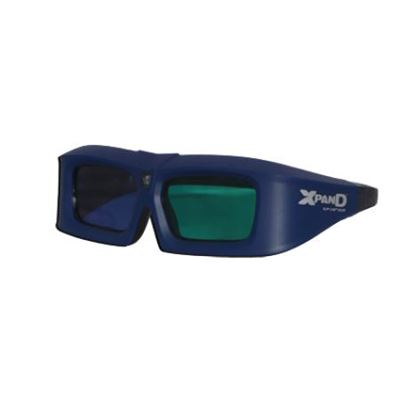 Image sur Infocus Lunettes 3D DLP Link 3D de XPAND (X103-EDUX3-R1)