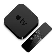 Image de Apple TV 32 Go Wifi Ethernet/LAN Noir Full HD (MR912ZD/A)