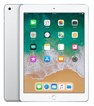 Image de Apple iPad tablette A10 32 Go Argent (MR7G2NF/A)