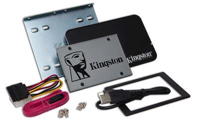 """Image sur Kingston Technology UV500 2.5"""" 480 Go Série ATA III 3D T ... (SUV500B/480G)"""