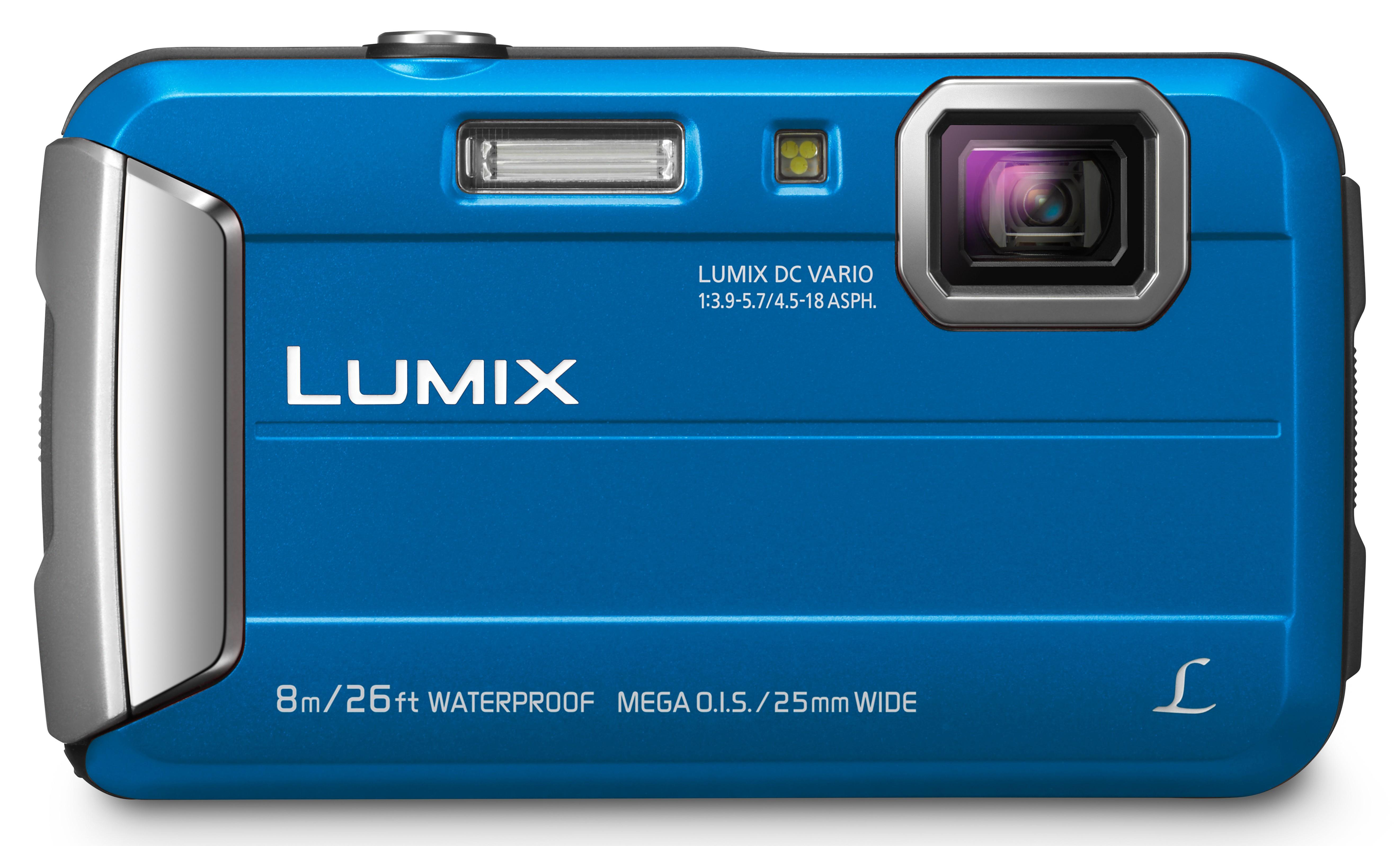 Panasonic Lumix DMC-FT30 Appareil-photo compact 16.1MP ...