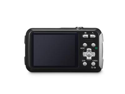 "Image sur Panasonic Lumix Appareil-photo compact 16.1MP 1/2.33"" ... (DMC-FT30EF-K)"
