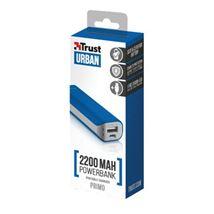 Image de Trust Primo 2200 banque d'alimentation électrique Bleu 2200 mA ... (21222)