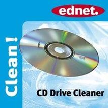 Image de Ednet CD Drive Cleaner CD's/DVD's (63010)