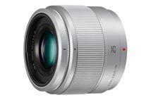 Image de Panasonic LUMIX G 25 mm/F1.7 ASPH SLR Argent (H-H025E-S)