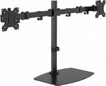 Image de Vision Monitor Desk Stand 100×100 Dual (VFM-DSDB)