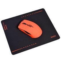 Image de Port Designs  souris Optique 1200 DPI Ambidextre Rouge (900501)
