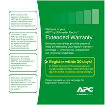 Image de APC extension de garantie et support (WBEXTWAR1YR-AC-03)