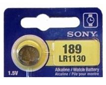 Image de Sony pile domestique Single-use battery Alcaline (LR1130NBEA)