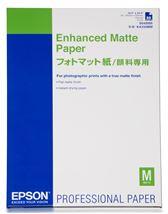 Image de Epson Pap Mat Supérieur 189g 50f. A2 (0,420x0,594m) (C13S042095)