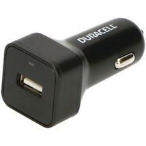 Image de Duracell chargeur de téléphones portables Auto Noir (DR5030A)