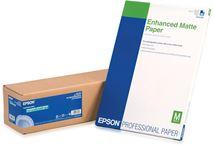 """Image de Epson Pap Mat Supérieur 189g 24"""" (0,610x30,5m) (C13S041595)"""