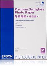 Image de Epson Pap Photo Premium Semi-Glacé 251g 25f. A2 (0,420x0,5 ... (C13S042093)