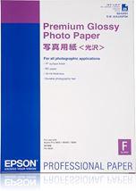 Image de Epson Pap Photo Premium Glacé 255g 25f. A2 (0,420x0,594m) (C13S042091)