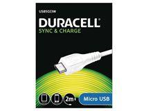 Image de Duracell chargeur de téléphones portables Blanc (USB5023W)