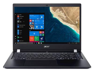 Image sur Acer TravelMate X3 TMX3410-M-576R Graphite, Gris Ordinat ... (NX.VHJEH.004)