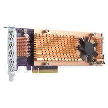 Image de QNAP carte et adaptateur d'interfaces PCIe Interne (QM2-4P-384)