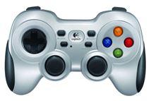 Image de Logitech F710 Manette de jeu PC Noir, Argent (940-000142)